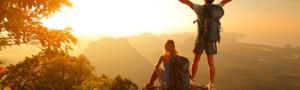 Dal Gruppo Bormolini si parte verso le escursioni nel Parco dello Stelvio