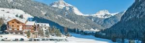 Fermati al Césa Edelweiss per la tua settimana bianca in Trentino