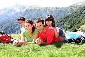 Vacanze famiglia in montagna