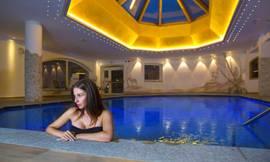 Piscina Hotel Relais Des Alpes Soraga